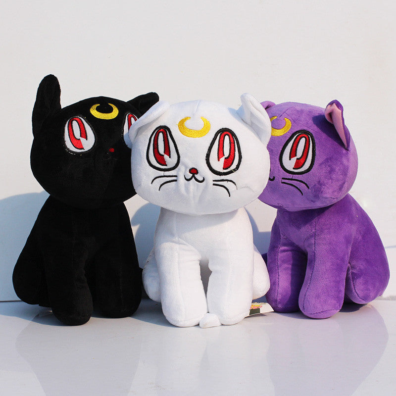 Sailor Moon Cat Plushies