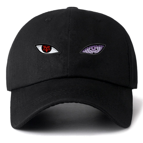 Sharingan & Rinnegan Eye Hat