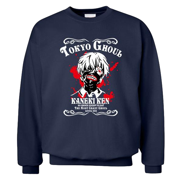 Kaneki Ken Sweatshirts (3 colors)