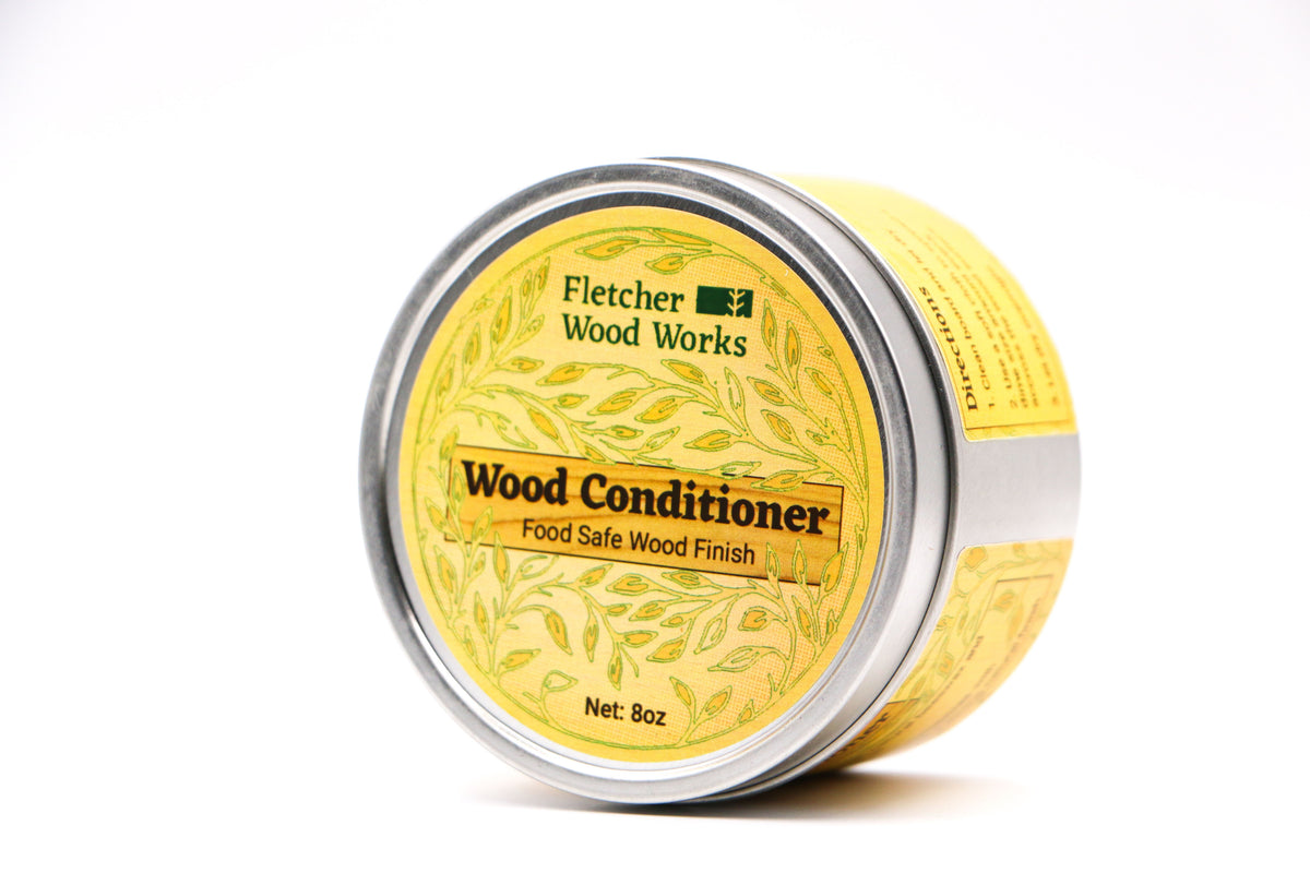 Fletcher Wood Oil