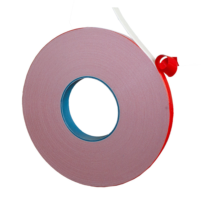 PE Foam Double-Sided Adhesive Tape (Wide 4/5 in; Long 83 Ft) -Outdoor and Indoor Super Strong
