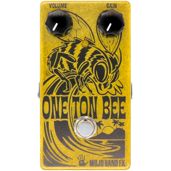 One Ton Bee - Ad-Venture-ous Fuzz
