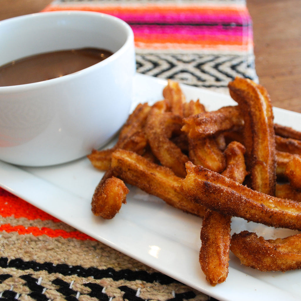 homemade churros recipe