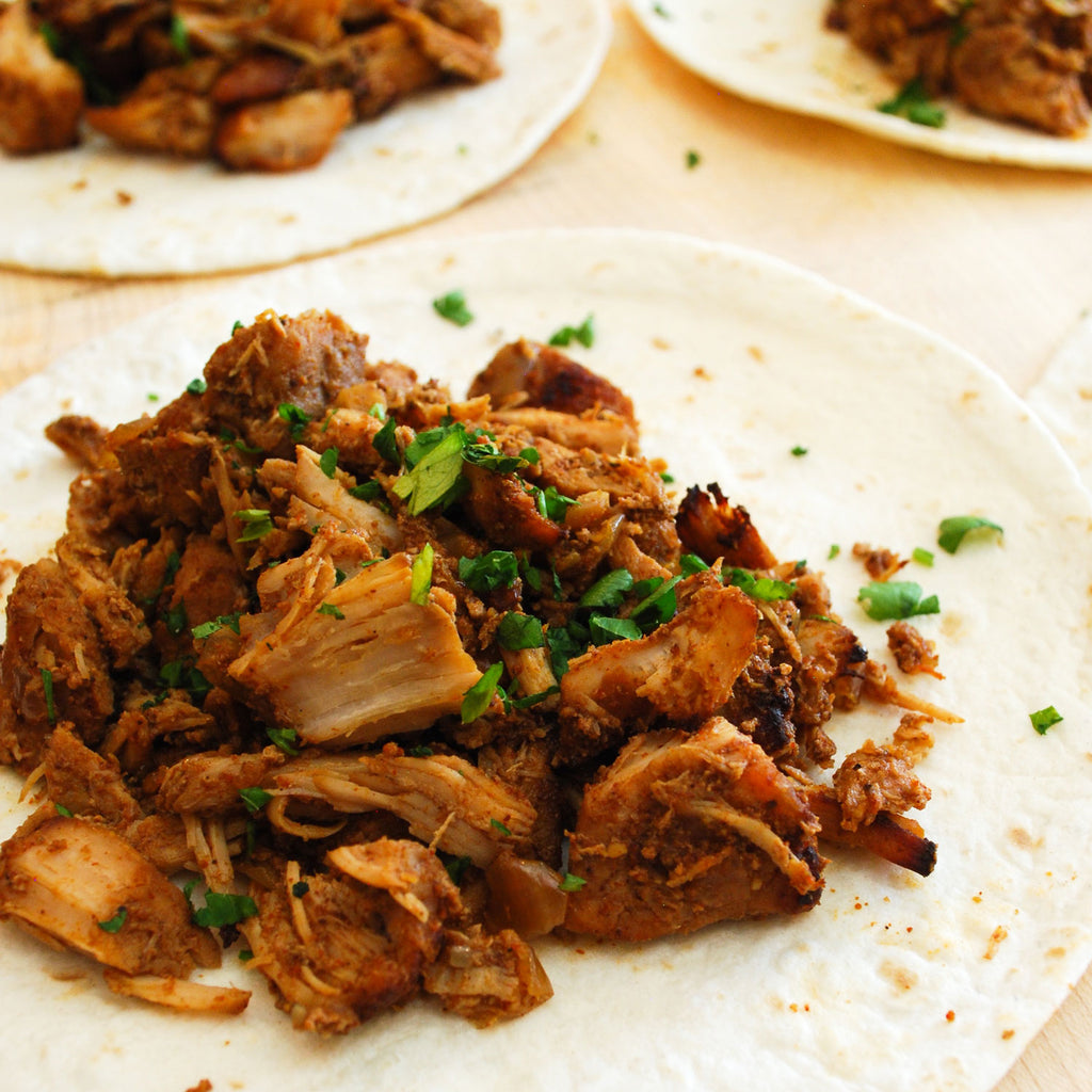 Crispy Slow Cooker Carnitas Recipe