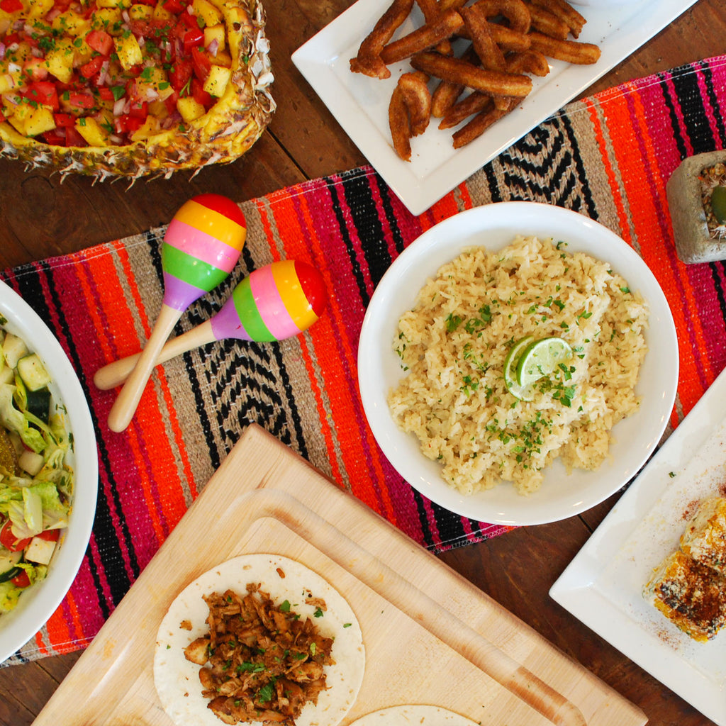 cinco de mayo dinner party menu