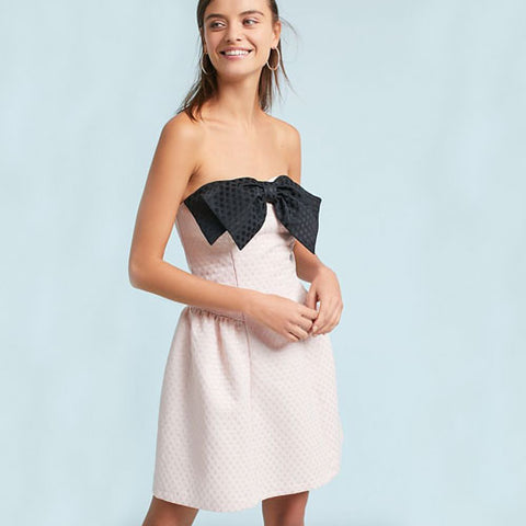 Eva Franco Sadie Bow Dress