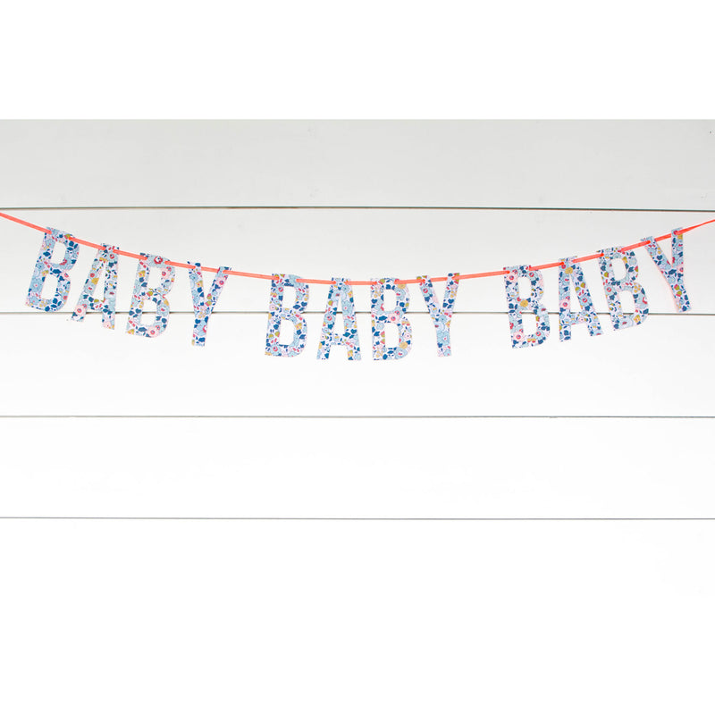 Baby Baby Baby Banner