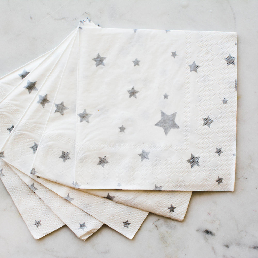 Star Small Napkins
