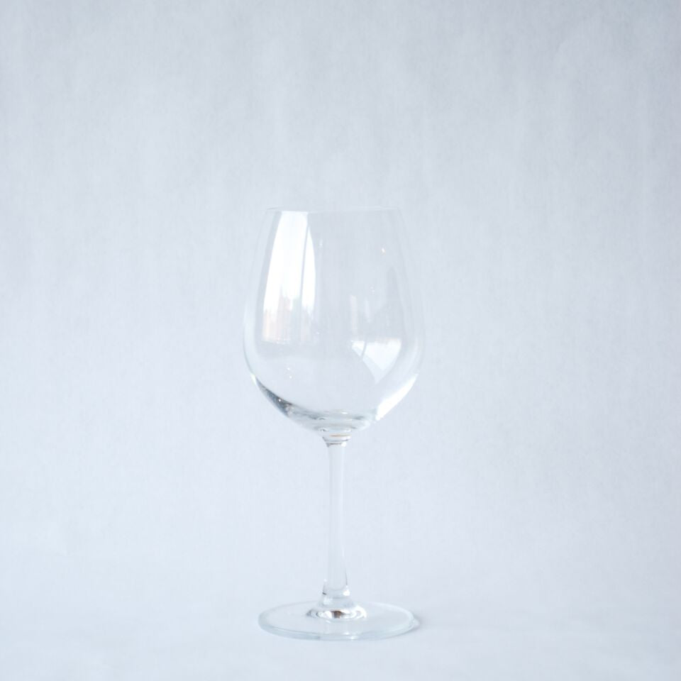 Clear All Purpose Wine Glass
