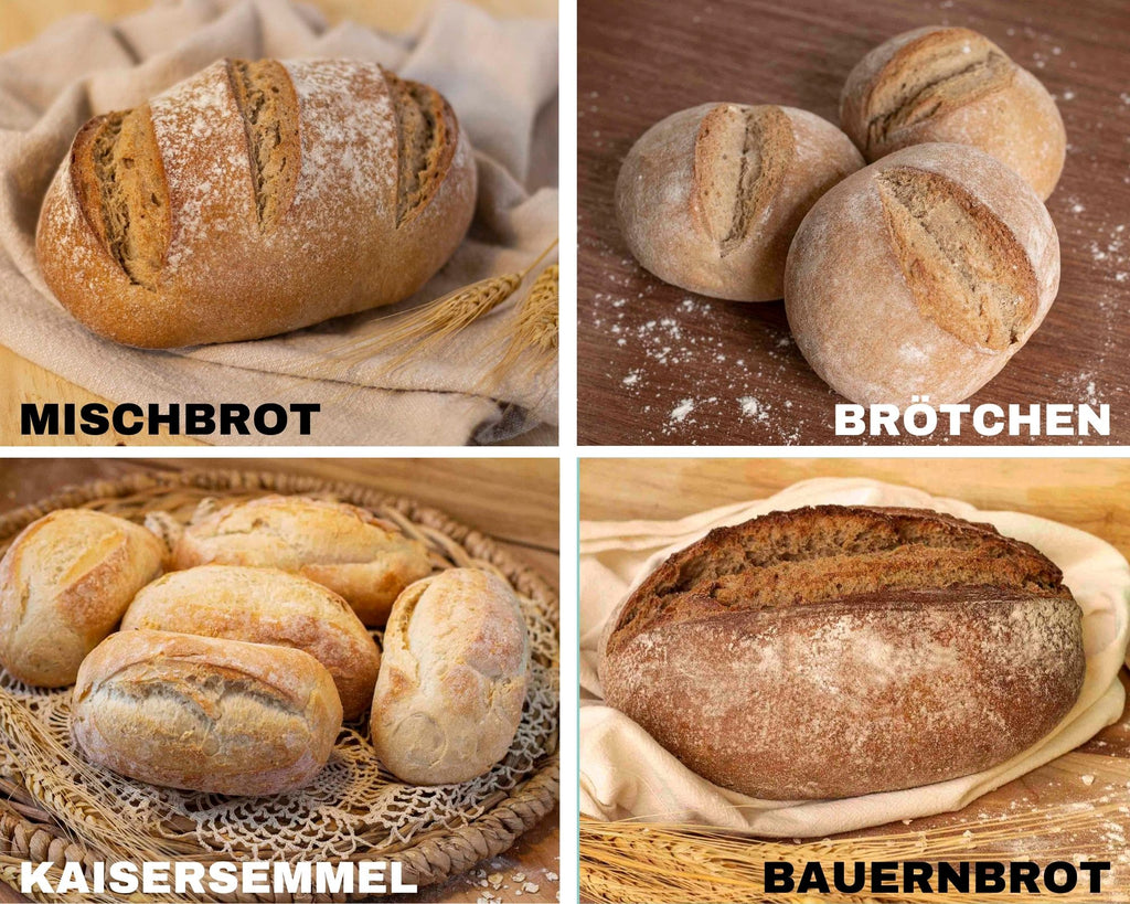 Dictionary of German Bread Names