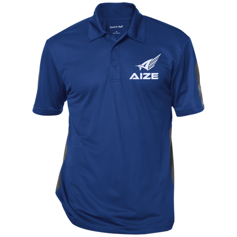Blue Golf Polo Shirt