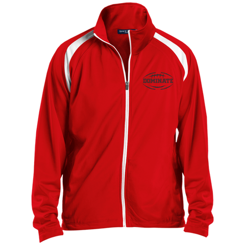 Men's Football Warmup Jacket
