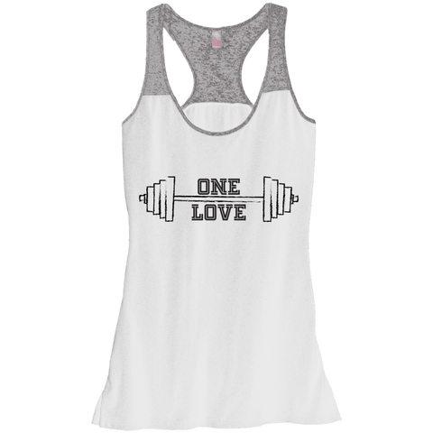 Ladies One Love Squat Tank