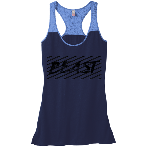 Ladies' Two Tone Beast Tank