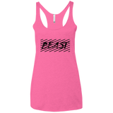 Ladies' Triblend Beast Tank
