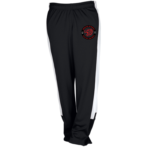 ABQ Womens Pants Red