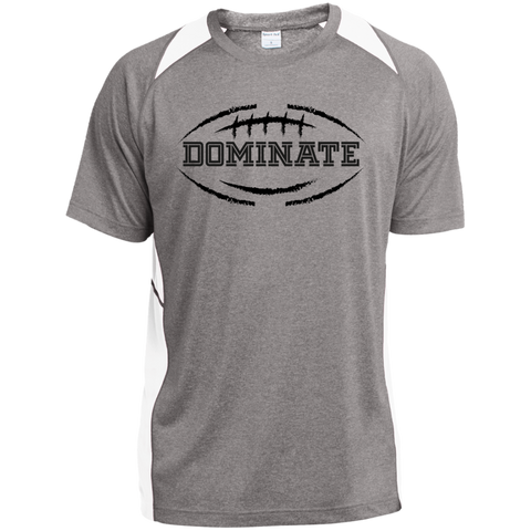 Youth Football Colorblock Performance Shirt