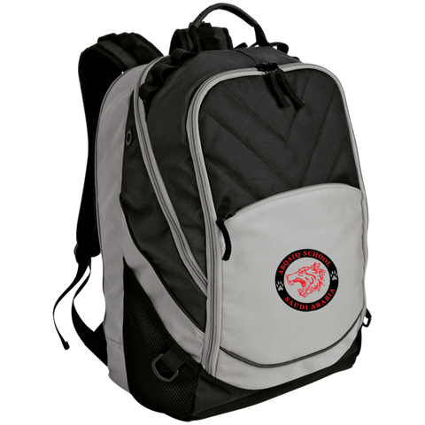 ABQ School Red Wolf Backpack