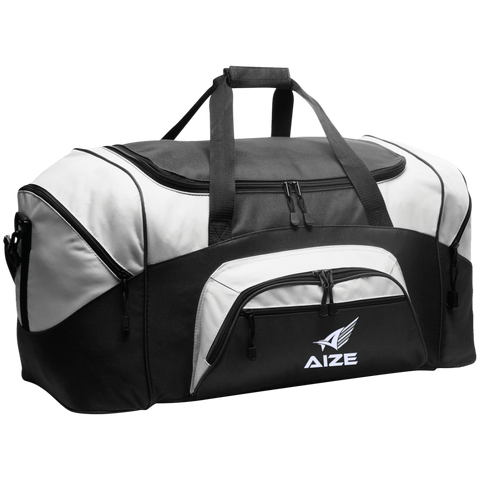 Aize Colorblock Sport Duffle bag