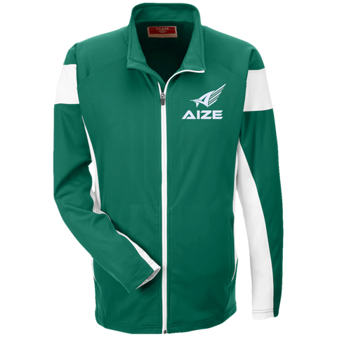 Aize Colorblock Full Zip Jacket
