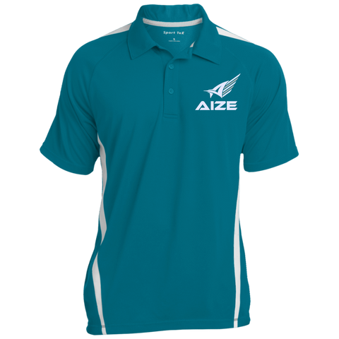 Men's Aize 3-Button Polo