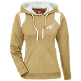Ladies' Aize Colorblock Polyester Hoodie