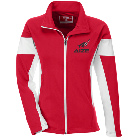 Ladies' Aize Colorblock Full Zip Jacket