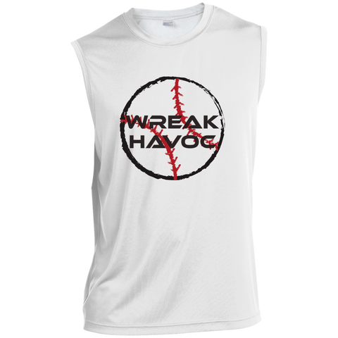 Men's Baseball Sleeveless Tee