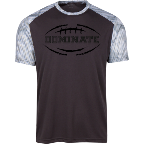 Men's Football CamoHex Athletic Shirt
