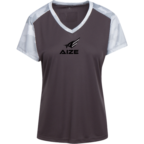 Ladies' Aize CamoHex T-Shirt