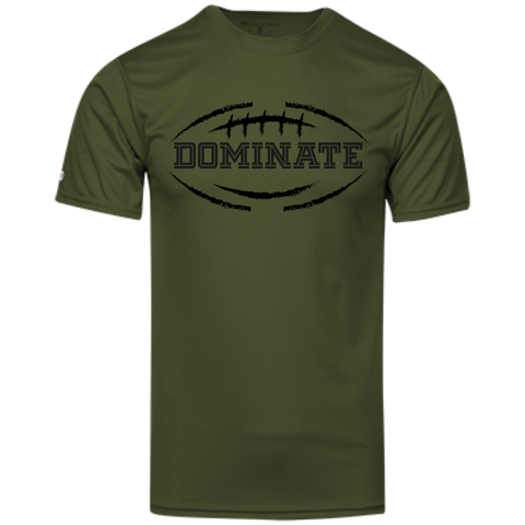 Youth Football Polyester T-Shirt