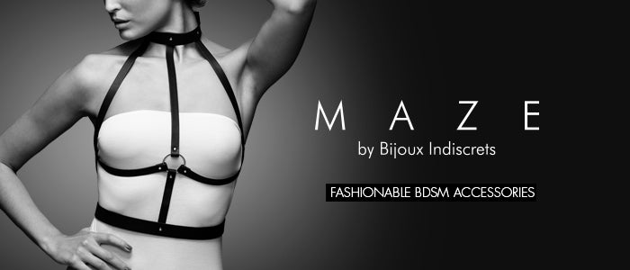 Maze By Bijoux Indiscrets Collection Banner