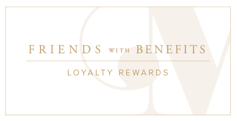 Friends with Benefits Loyalty Rewards