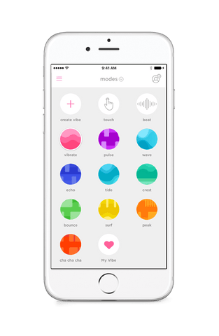 How to use We-Vibe App - Change Modes
