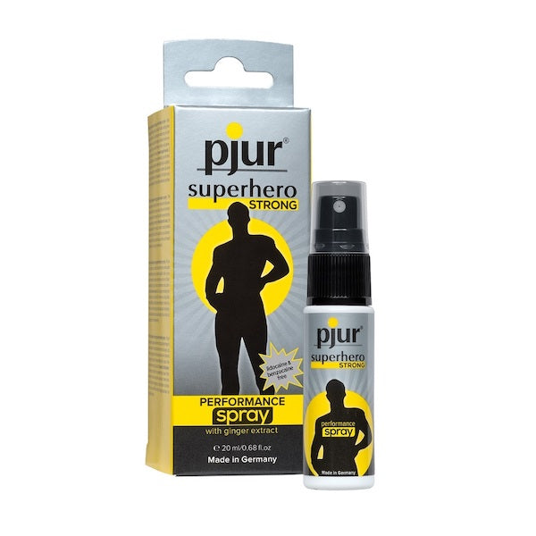 Pjur Superhero Strong Spray-Pjur-Madame Claude