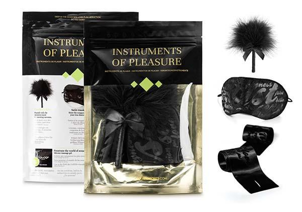 Bijoux Indiscrets Instruments of Pleasure Green-Bijoux Indiscrets-Madame Claude