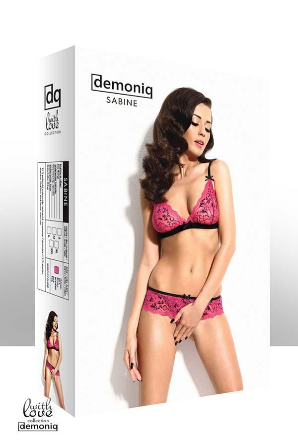 Demoniq With Love Sabine-Demoniq-Madame Claude