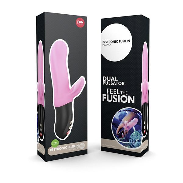 Fun Factory Bi Stronic Fusion-Fun Factory-Madame Claude