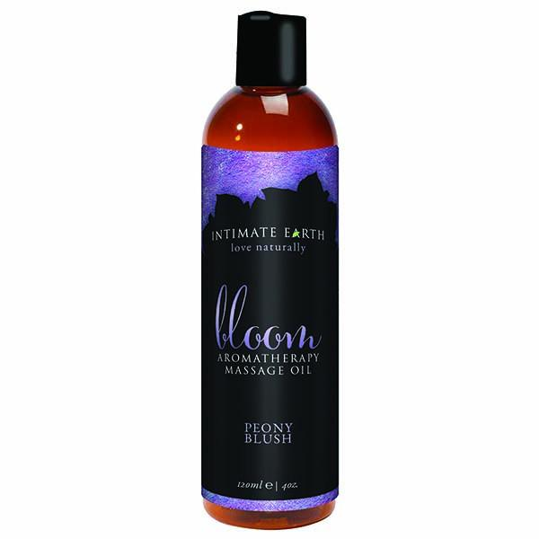 Intimate Earth Bloom Massage Oil 120ml-Intimate Earth-Madame Claude