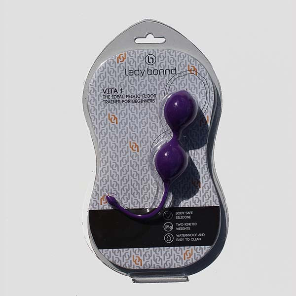 Lady Bonnd Vita 1 Kegel 25g-Lady Bonnd-Madame Claude
