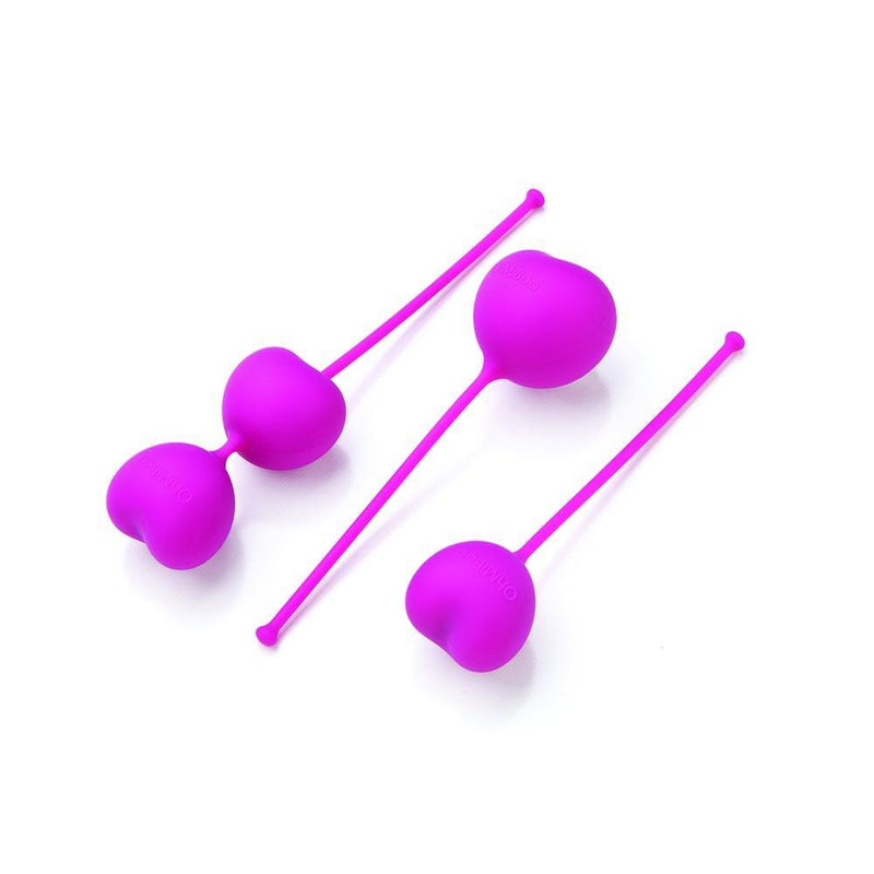 OhMiBod Lovelife Flex Kegel Weights-OhMiBod-Madame Claude