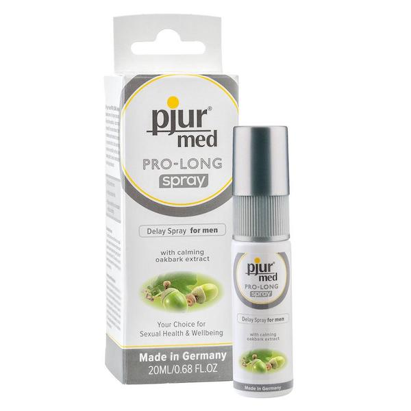 Pjur Med Pro Long Spray Delay Ejaculation-Pjur-Madame Claude
