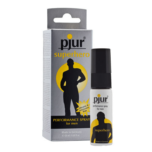 Pjur Superhero Prolonging Performance Spray-Pjur-Madame Claude