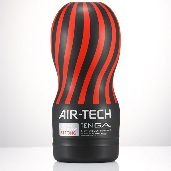 Tenga Air-Tech Reusable Vacuum Cup Strong Black-Tenga-Madame Claude