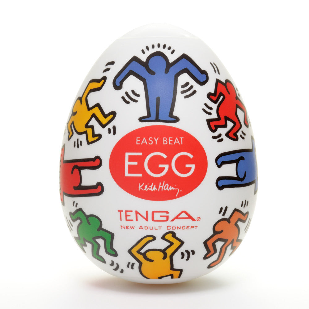 Tenga Keith Haring Dance Egg-Tenga-Madame Claude