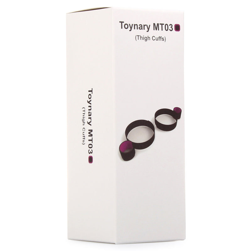 Toynary MT03Magic Tape Thigh Cuffs-Toynary-Madame Claude