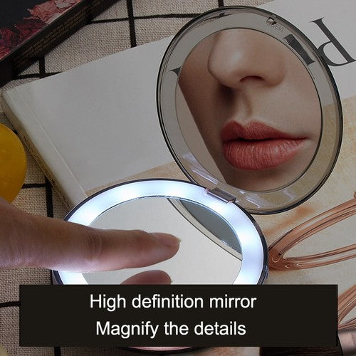 LED LIGHTED MAKEUP MIRROR 💄