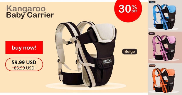 BABY CARRIER 0-30 MONTHS