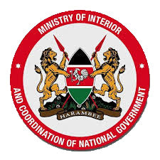 Ministry of Interior and Coordination of National Government
