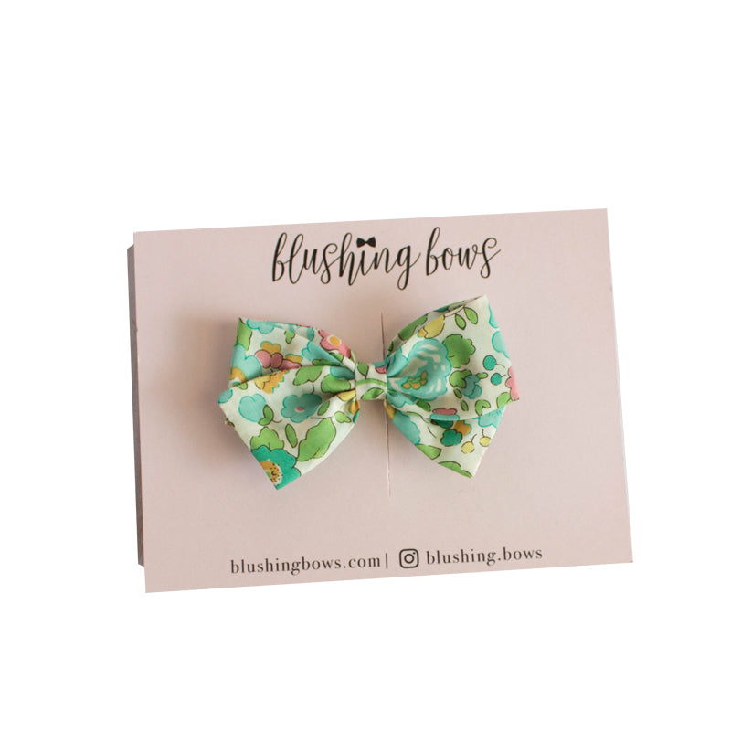 Green Liberty | Multiple Styles (Headband or Clip)
